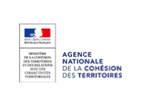 Logo Agence nationale cohesion des territoires